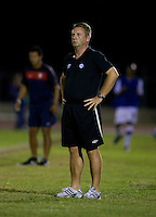 Sean Fleming. The United States defeated Canada, 3-0, during the final game of the CONCACAF Men's Under 17 Championship at Catherine Hall Stadium in Montego Bay, Jamaica.