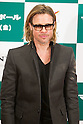 November 9, 2011: Tokyo, Japan - US actor Brad Pitt attends the Japan red carpet premiere for the film 'Moneyball'. The film will be released in Japanese theaters from November 11. (Photo by Christopher Jue/Nippon News)