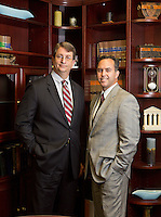 October 8, 2012: Corporate Photo shoot for Lasky Law Firm.