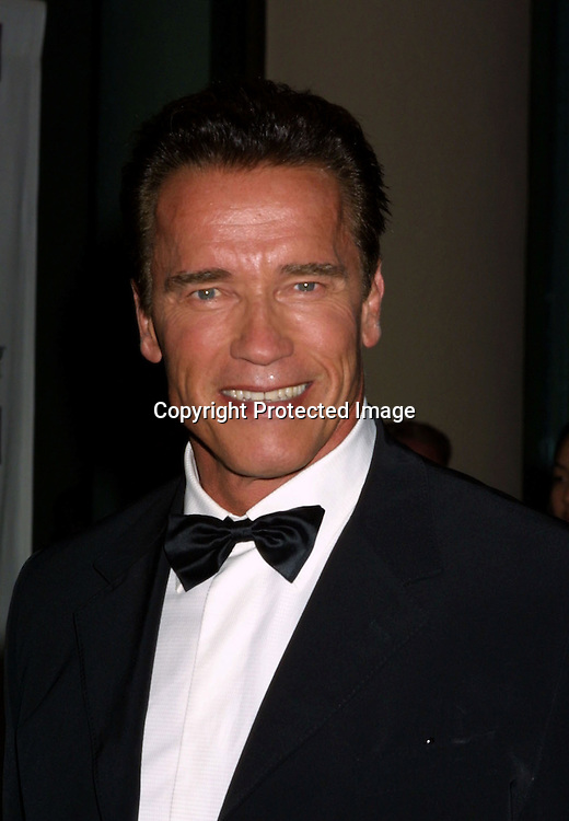 ©2002 KATHY HUTCHINS/ HUTCHINS PHOTO.HOLLYWOOD FILM FESTIVAL.BEVERLY HILLS, CA.OCTOBER 7, 2002..ARNOLD SCHWARZENEGGER