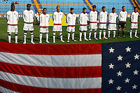 USA Men's Under 20 Starting Eleven. USA Men's Under 20 defeated Panama 2-0 at Estadio Mateo Flores in Guatemala City, Guatemala on April 2nd, 2011.