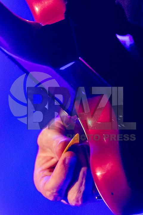 SÃO PAULO, SP, 25.10.2019 - SHOW-SP - Banda Pato Fu durante show realizado no Carioca Club em Sao Paulo, na noite desta sexta-feira, 25. (Foto: Anderson Lira/Brazil Photo Press)