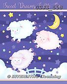 Janet, BABIES, BÉBÉS,sheeps, paintings+++++,USJS558,#b#, EVERYDAY