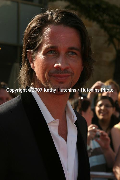 Michael Easton.Daytime Emmys 2007.Kodak Theater.Los Angeles, CA.June 15, 2007.©2007 Kathy Hutchins / Hutchins Photo....