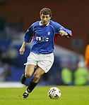 Shota Arveladze, Rangers. February 2002