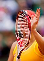 31-05-12, France, Paris, Tennis, Roland Garros,    Caroline Wozniacki