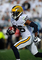 21 November 2015:  Michigan CB/KR  Jourdan Lewis (26). The Michigan Wolverines defeated the Penn State Nittany Lions 28-16 at Beaver Stadium in State College, PA. (Photo by Randy Litzinger/Icon Sportswire)
