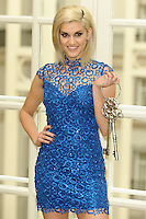 Ashley Roberts launches her new Key Fashion clothing range at the Landmark Hotel, London. 25/03/2014 Picture by: Steve Vas / Featureflash
