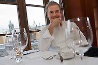 Europe/République Tchèque/Prague:  Marek Raditsch chef du Restaurant Kampa Park