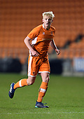 04/12/2018 FA Youth Cup 3rd Round Blackpool v Derby County<br /> <br /> Harry Winstanley