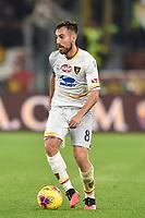 Marco Mancosu of Lecce<br /> Roma 23-02-2020 Stadio Olimpico <br /> Football Serie A 2019/2020 <br /> AS Roma - Lecce<br /> Foto Antonietta Baldassarre / Insidefoto