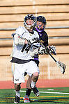 San Diego, CA 05/25/13 - Luke Seydel (Westview #14) in action during the 2013 Boys Lacrosse San Diego CIF DIvision 1 Championship game.  Westview defeated Carlsbad 8-3.
