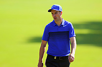 Ross Fisher at the #3 green during the BMW PGA Golf Championship at Wentworth Golf Course, Wentworth Drive, Virginia Water, England on 25 May 2017. Photo by Steve McCarthy/PRiME Media Images.