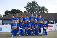 The Upminster XI team shot before Upminster CC vs Essex CCC, Benefit Match Cricket at Upminster Park on 8th September 2019