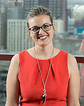 Molly Seeley is the administrative assistant for the Institute of Global Homelessness (IGH) at DePaul University in Chicago. The Institute of Global Homelessness is a partnership between DePaul University and Depaul International. Their goal is to support the emerging global movement to end homelessness led from the ground, guided by actionable research and supported by effective policy.  (DePaul University/Jamie Moncrief)