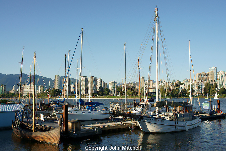 Heritage Harbour, Vancouver Maritime Museum, Vancouver, British Columbia, Canada