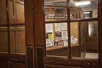 Masonic Temple of Detroit  la segreteria