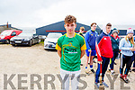 kelton Molly from Lixnaw cpmpeting in the U16 Munster Puc Fada on the Kerryhead mountain in Ballyheigue on Saturday.