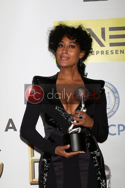 Tracee Ellis Ross<br /> at the 47TH NAACP Image Awards Press Room, Pasadena Civic Auditorium, Pasadena, CA 02-05-16<br /> David Edwards/DailyCeleb.com 818-249-4998
