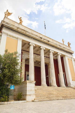 National Archaeological Museum, Athens, Greece <br /> CAP/MEL<br /> &copy;MEL/Capital Pictures /MediaPunch ***NORTH AND SOUTH AMERICA ONLY***