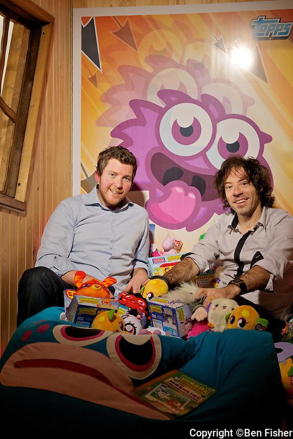 Michael Smith and Darran Garnham Mind Candy