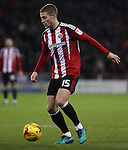 Paul Coutts of Sheffield United during the English Football League One match at Bramall Lane, Sheffield. Picture date: November 29th, 2016. Pic Jamie Tyerman/Sportimage