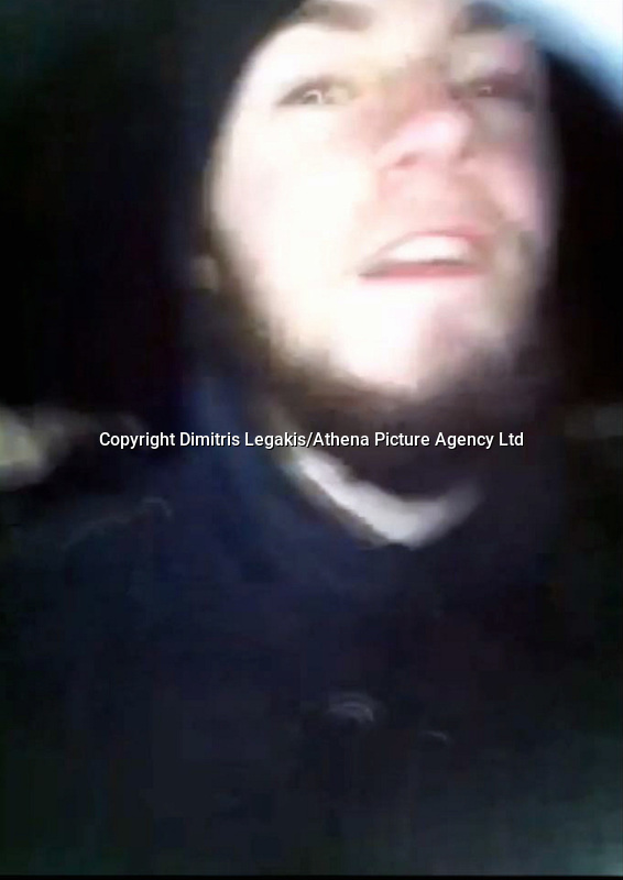 """Pictured: Video grab showing Kristen Brekke holding a handgun on a hill in Cardiff known as Asda Hill<br /> Re: Three men accused of helping a Cardiff teenager travel to Syria to fight with Islamic extremists are facing jail.<br /> Kristen Brekke, 20, from Cardiff, Forhad Rahman, from Cirencester, and Adeel Ulhaq, from Nottinghamshire, have been found guilty of helping in the preparation of an act of terrorism.<br /> The Old Bailey heard they helped Aseel Muthana, 19, join so-called Islamic State terrorists in February 2014.<br /> The court heard the defendants shared the same """"highly-radical ideology"""".<br /> They will be sentenced later on Wednesday."""