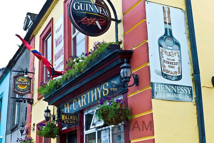 McCarthy's Bar in Buttevant, County Cork, Ireland