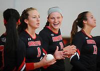 UHart Volleyball vs. Fresno St. 8/28/2016