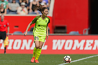 Bridgeview, IL - Sunday June 04, 2017: Rumi Utsugi during a regular season National Women's Soccer League (NWSL) match between the Chicago Red Stars and the Seattle Reign FC at Toyota Park. The Red Stars won 1-0.