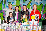 ballybunion Craft Fair: Attending the annual Ballybunion Craft Fair at the Ballbunion Cimmunity Centre on Sunday last were Norma  Kissane, Sheena & Finola Fogarty, Kerry Anne Williams Kissane & Marie McEnery.