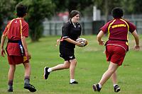 Rugby – AWD Tournament at Mana College, Porirua, New Zealand on Wednesday 10 April 2019. <br /> Photo by Masanori Udagawa. <br /> www.photowellington.photoshelter.com