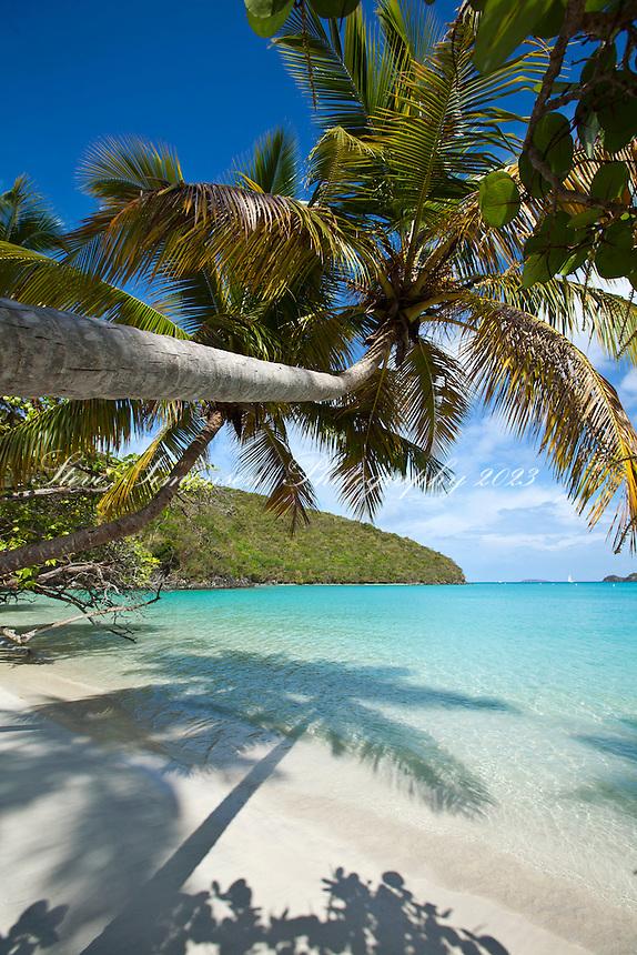 Maho Bay.Virgin Islands National Park.St. John.U.S. Virgin Islands