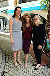 "COCONUT GROVE, FL - MARCH 30: Cecilia Peck, Michele Gillen and Shalona Shawmut lesner attend the Women's International Film Festival 2014 - Brunch and the screening of ""Brave Miss World"" also received the awards for the best films of the festival on March 30, 2014 in Coconut Grove, Florida. (Photo by Johnny Louis/jlnphotography.com)"
