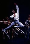 English National Ballet performing Etudes. Guiseppe Picone