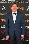 Antonio de la Torre attends 30th Goya Awards red carpet in Madrid, Spain. February 06, 2016. (ALTERPHOTOS/Victor Blanco)