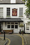 The Holly Bush pub in Hampstead, London