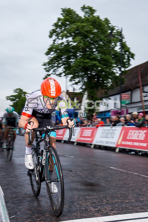 Picture by Alex Whitehead/SWpix.com - 29/05/2017 - Cycling - Tour Series Round 10, Stevenage - Madison Genesis. Tobyn Horton