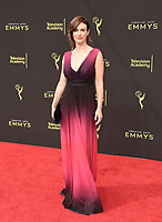 LOS ANGELES - SEPTEMBER 15: Maggie Siff attends the 2019 Creative Arts Emmy Awards at the Microsoft Theatre LA Live on September 15, 2019 in Los Angeles, California. (Photo by Scott Kirkland/PictureGroup)
