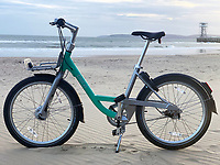 BNPS.co.uk (01202 558833)<br /> Pic: BerylBike/BNPS<br /> <br /> The bikes are distributed all over the Christchuch/Bournemouth/Poole conurbation.<br /> <br /> An amnesty for thieves who have taken GPS operated community bikes is taking place before police come after them.<br /> <br /> The Beryl bikes were introduced in Bournemouth, Dorset, in June, as part of a community bike share scheme.<br /> <br /> But many of the £950 bikes have gone missing since the launch.<br /> <br /> The organisers have given those responsible until Sunday to drop them off at one of the dedicated bike bays across the seaside town. After that Dorset police will start investigating the acts of theft with the culprits facing criminal prosecution. <br /> <br /> And given that the bikes have a GPS system built on to them it will not be too hard to track the culprits down.