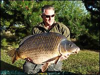 Fat Fish - Heaviest Common Carp caught in Britain.