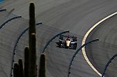 2017 IndyCar Media Day - Track Action<br /> Phoenix Raceway, Arizona, USA<br /> Saturday 11 February 2017<br /> James Hinchcliffe<br /> World Copyright: Phillip Abbott/LAT Images<br /> ref: Digital Image _90V7976