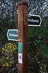 ADD2XD Bridleway signpost
