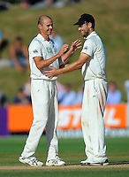 110119 International Test Cricket - NZ Black Caps v Pakistan