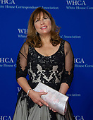 CEO of The Creative Coalition Robin Bronk arrives for the 2018 White House Correspondents Association Annual Dinner at the Washington Hilton Hotel on Saturday, April 28, 2018.<br /> Credit: Ron Sachs / CNP<br /> <br /> (RESTRICTION: NO New York or New Jersey Newspapers or newspapers within a 75 mile radius of New York City)