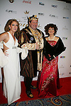 One Life To Live's BethAnn Bonner and Robin Strasser pose w/Craig Hollywood at The Imperial Court of New York as it presents 23rd Annual Night of a Thousand Gowns Charity Ball and Auction to benefit LIFEbeat (Music Industry Fights AIDS) and MCCNY Homeless Youth Services on March 21, 2009 at the New York Marriott Marquis, New York City, NY. Robin is wearing Vivaldi NYC and makup by Christopher. Robin came on stage to show two items for auction - Robin Strasser portrait shown off by Torez Bandeira and Jase Woodruff and Susan Lucci, winning Emmy, on the cover of People Magazine. (Photo by Sue Coflin/Max Photos)
