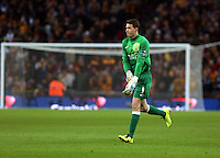 Pictured:  Matt Duke of Bradford city. Sunday 24 February 2013<br />