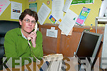 CARERS: Centre Manager of the Carers Association office in Tralee, Karen Gearon.   Copyright Kerry's Eye 2008