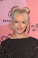 "LOS ANGELES - DEC 4:  Bria Vinaite at the Refinery29's ""29ROOMS"" Opening Night at the Reef on December 4, 2018 in Los Angeles, CA"