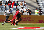 Day 1 at Cape Town Stadium duirng the HSBC World Rugby Sevens Series 2017/2018, Cape Town 7s 2017- Photo Martin Seras Lima